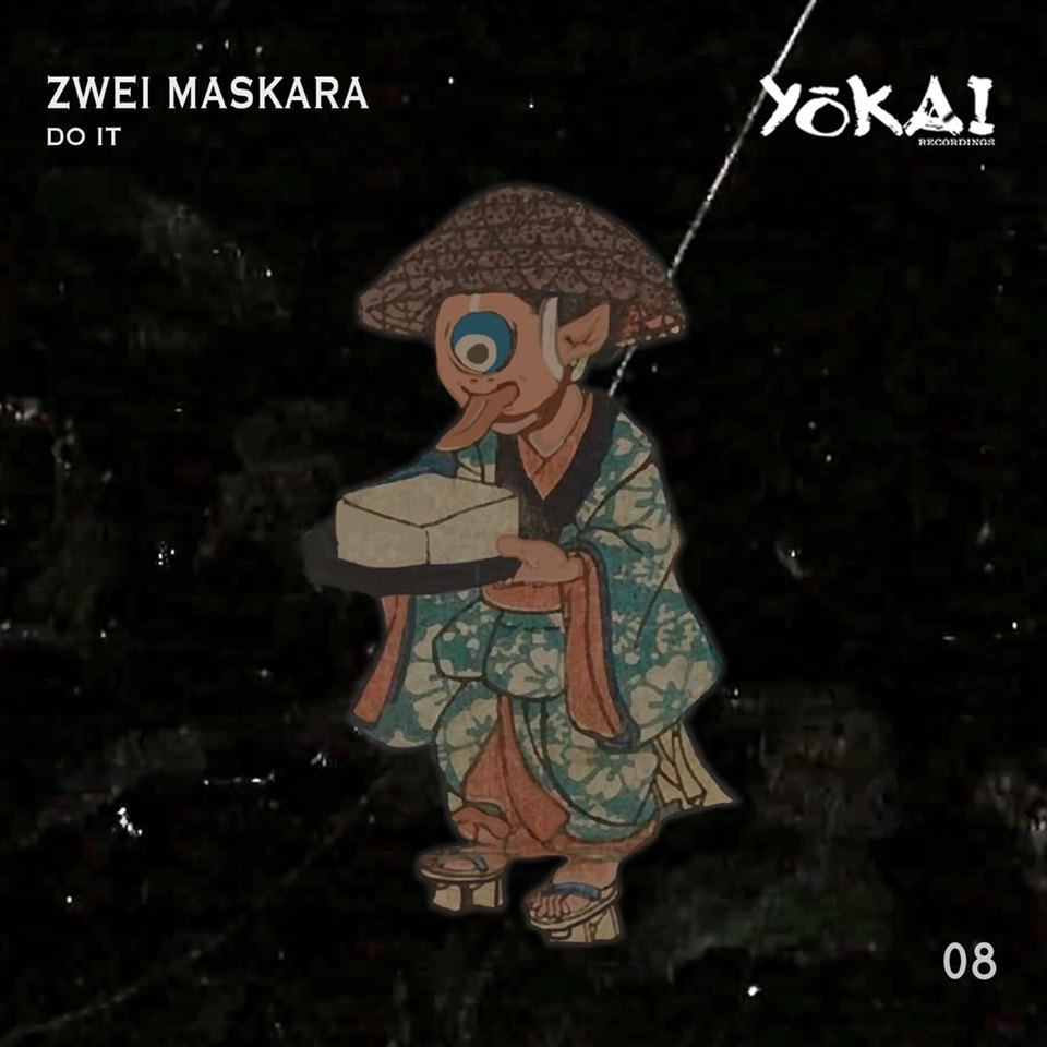 zwei maskara maf techno producer minimal art family live yokai