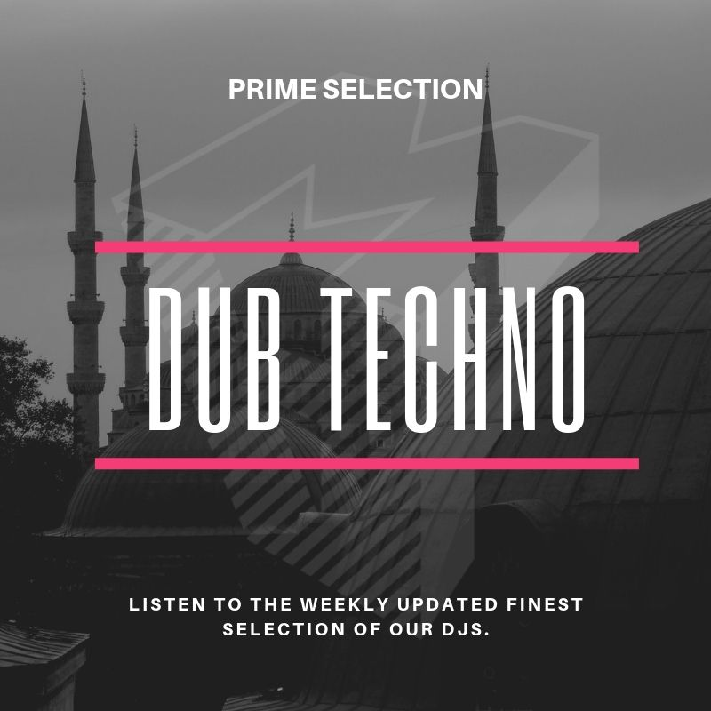 Spotify minimal art family dub techno playlist